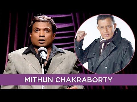 Sunil Pal Talks About Mithun Chakraborty | B4U Comedy
