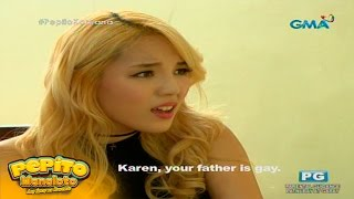 Pepito Manaloto: Language barrier
