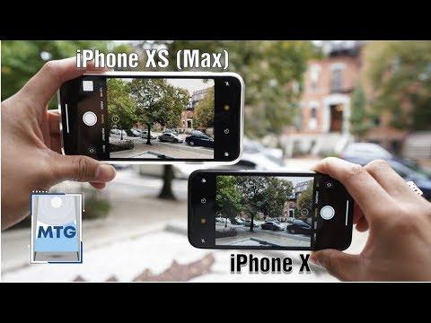 iPhone XS (Max) vs iPhone X: In-Depth Camera Test Comparison