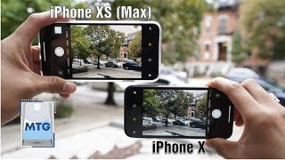 iPhone XS (Max) vs iPhone X: In-Depth Camera Test Comparison