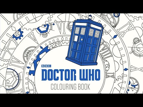Doctor Who: Wibbly Wobbly Timey Wimey Coloring Pages [Printables ... | 360x480