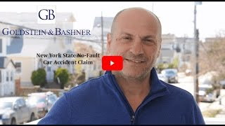 What Does the New York State No-Fault Law Mean for My Car Accident Claim?