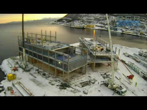 Statoil office in Norway 2016-02:2016-04 - RCP Construction