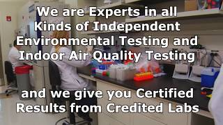 Indoor Air Quality Testing Glendale