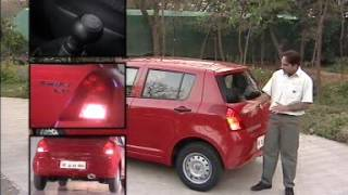 How to Check the Maruti Car Lights