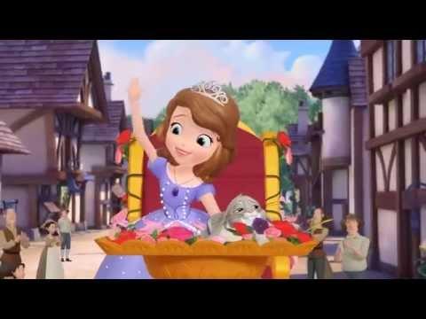 Sofia the First Ready to be a Princess โซเฟียที่หนึ่ง เตรียมพร้อมเป็นเจ้าหญิง ตอนที่ 3 Past 6 END