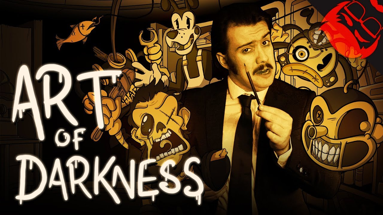 Art Of Darkness Animated Bendy And The Ink Machine Song Youtube