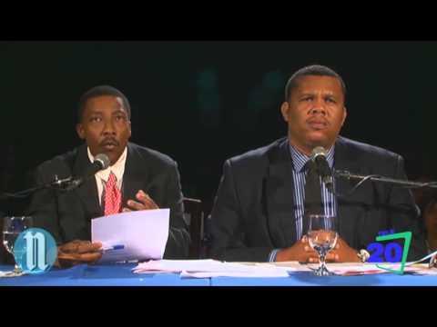 LE DÉBAT des candidats à la présidence organisé à l'initiative de CCIO