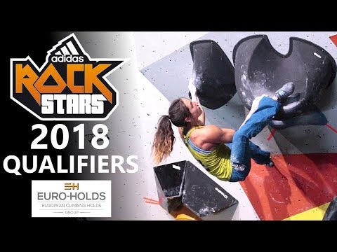 Tops galore in the qualifying round of Adidas Rockstars