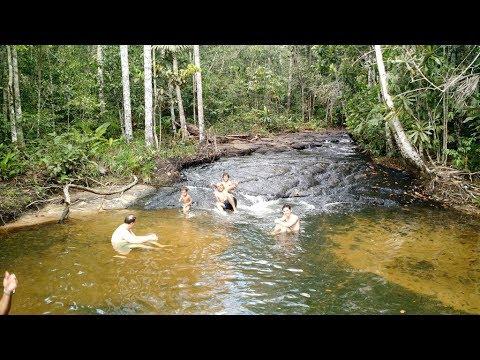 Vale das Cachoeiras em Rondônia, Brasil