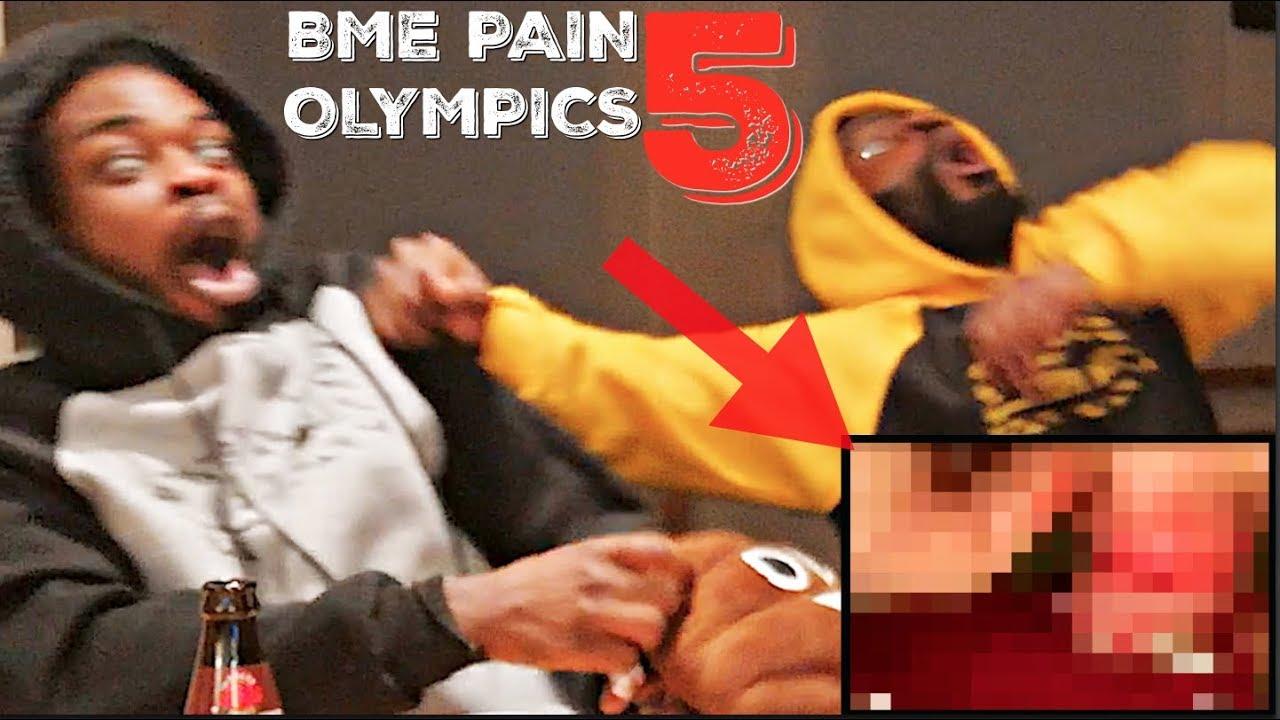 bme pain olumpics
