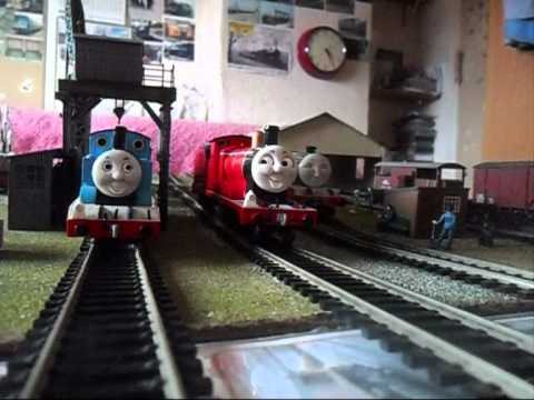 Bachmann Thomas Amp Friends YouTube