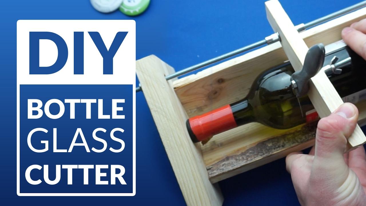 Uncategorized Bottle Cutter Diy bottle cutter machine simplest diy adjustable size youtube size