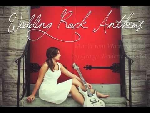 Wedding Rock Anthems