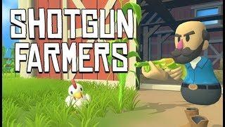 HOWAIZEN SQUAD 🤙 165 • DAS IST TEAMPLAY!!! • Let's Play SHOTGUN FARMERS [001]