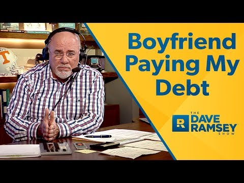 Should I Let My Boyfriend Pay For My Debt?