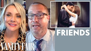 Relationship Therapists Review Ross and Rachel's Relationship in 'Friends' | Vanity Fair