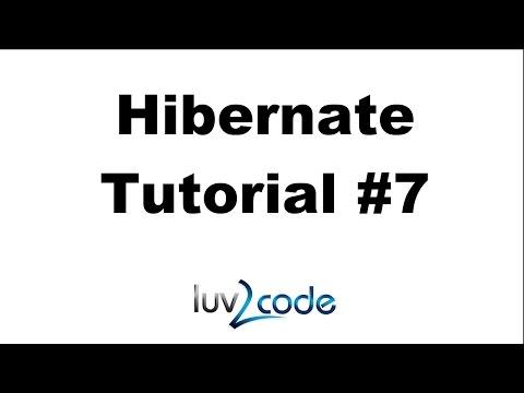 Hibernate Tutorial #7 - Setup Hibernate in Eclipse