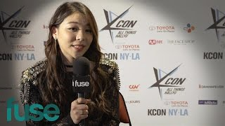 Ailee Talks Confidence Tips, Working With Seventeen & New Music at KCON NY