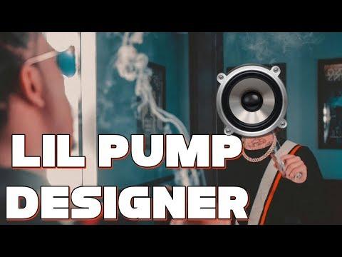 Lil Pump - Designer (ESTOURADÃO DE GRAVE!!) +Download