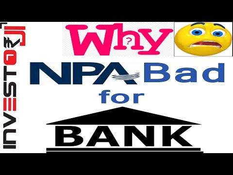 Why High NPA's are Bad for Banks and Banking Stocks [Hindi] Abhishek Shukla