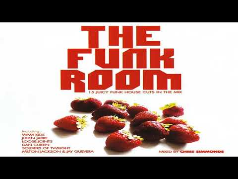 Chris Simmonds ‎– The Funk Room