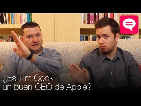 ¿Es Tim Cook un buen CEO de Apple?