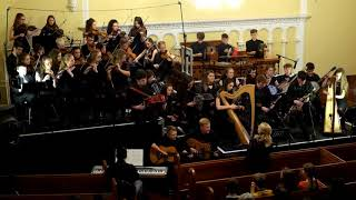 Newry Trad Youth Orchestra 2017