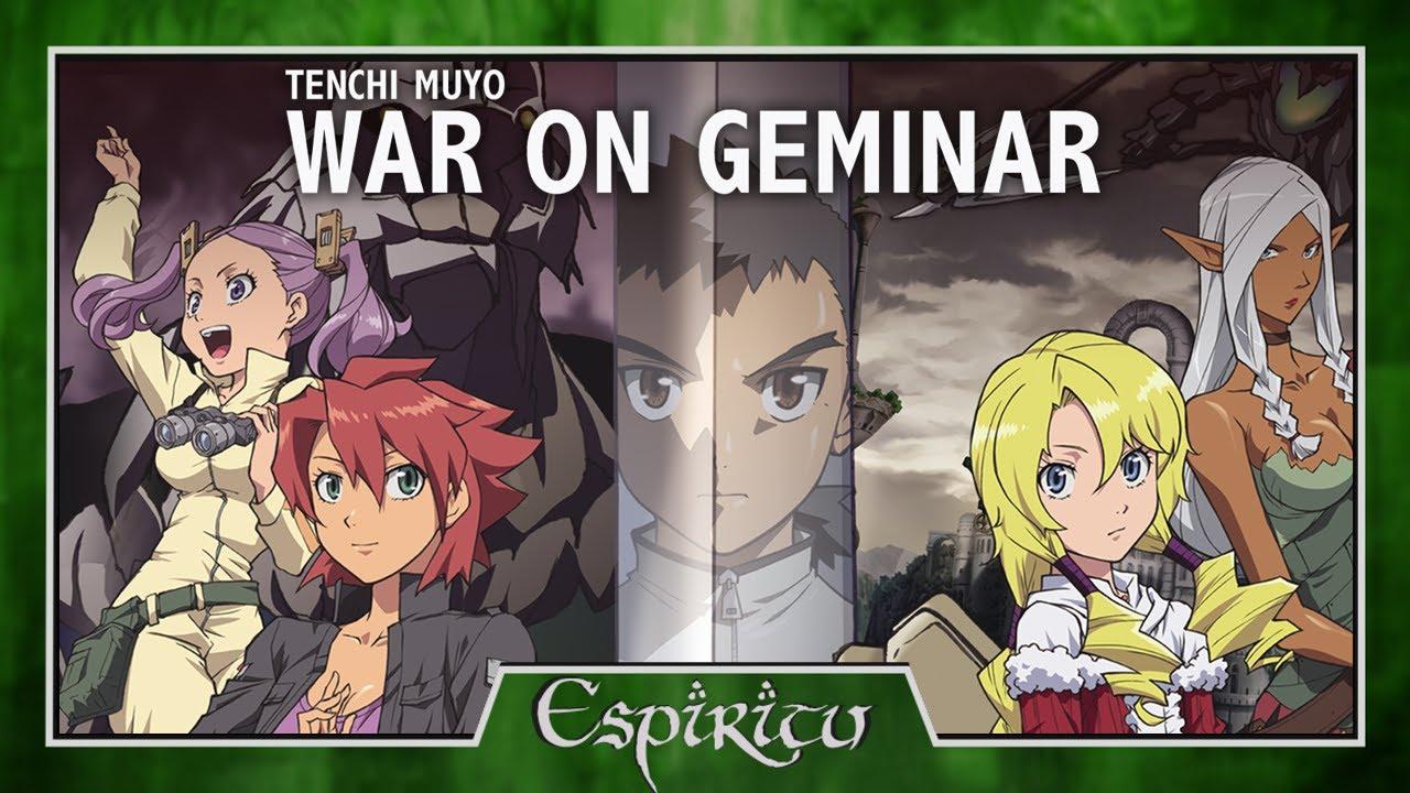 Tenchi Muyo! War on Geminar Review - Season 2 Chances? - Isekai no Seikishi Monogatari