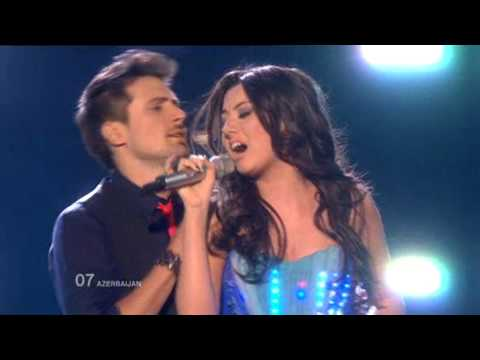 Eurovision 2010 2nd Semi - Azerbaijan - Safura - Drip Drop