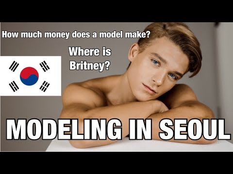 Modeling In Seoul! How Much Money Does A Model Earn, Q&A And My Trip