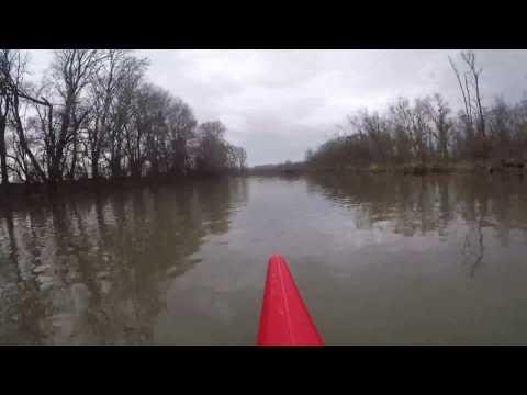 Little Danube - Winter Training (Timelapse)