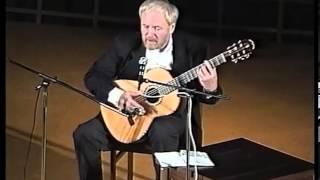 Александр Дольский, концерт в Риге, 1996 год. Из архива