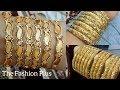 Gold Bangle Designs Huge collection