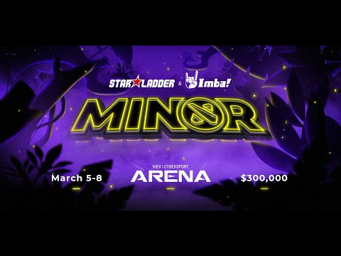 🔴DOTA 2 LIVE | NIGMA Vs ALLIANCE  - StarLadder ImbaTV Dota 2 Minor QUALIFIER | CASTER KUDO