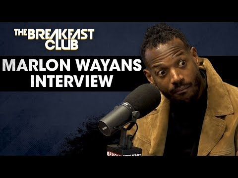 Marlon Wayans Finds The Funny In Everything, Talks Season Two Of 'Marlon' + More
