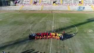Eskişehirspor'da veda maçını efsaneler kazandı