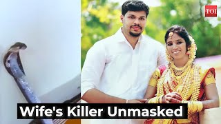 Uthra murder case: Man kills wife with cobra; gets convicted by Kerala court