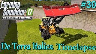 FS17 Timelapse, De Terra Italica #30: BGA Plant!