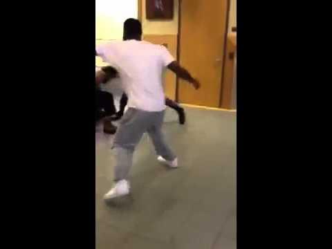 Prairie View MSC Student Fight