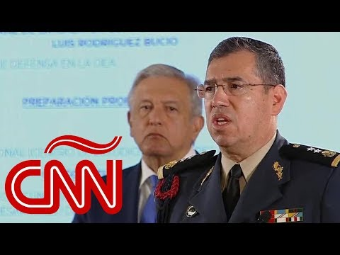 Critican a AMLO por nombramiento de militar al frente de la Guardia Nacional