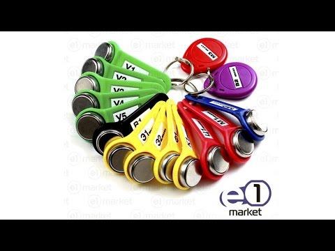видео: Комплект pro Универсальные ключи вездеходы для домофонов www.el-id.ru