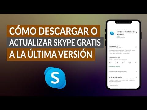 Cómo Actualizar Skype a la Versión más Reciente Fácilmente