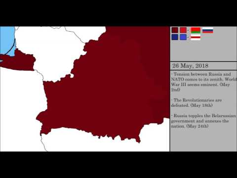 The Road to World War 3 - The Crisis in Belarus