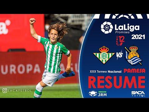 Real Betis vs Real Sociedad   LaLiga Promises U12 Alevin 2021
