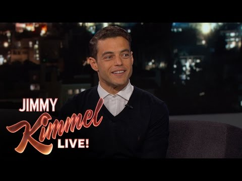 Rami Malek Ran Into Ex Immediately After Winning An Emmy