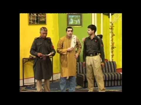 DEEWANA KAR GAI (PAKISTANI COMEDY STAGE DRAMA)-TARIQ TADDI,IFTIKHAR THAKUR,HINA SHAHEEN PART 5/6
