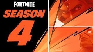 SEASON 4 OUT NOW!! NEW SKINS/MAP FORTNITE 306+WINS/ROAD TO 600 SUBSCRIBERS