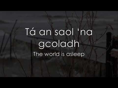 Casadh an tSúgáin - LYRICS + Translation - The Gloaming