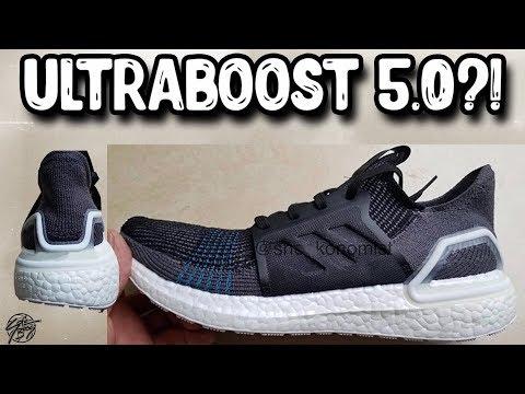 Adidas Ultraboost 5.0 LEAK?! - YouTube